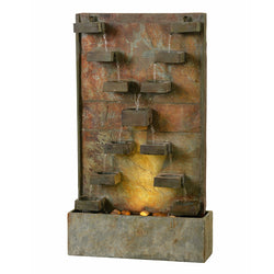 Voyage Floor Fountain - Outdoor Fountain Pros