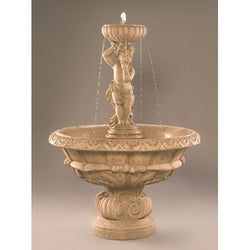 Reflective Moment Outdoor Water Fountain, Large Outdoor Fountains - Outdoor Fountain Pros