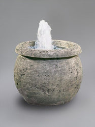 Mall Planter Extra Large Outdoor Water Fountain, Urn Outdoor Fountains - Outdoor Fountain Pros
