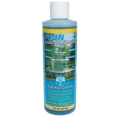 Fountec Fountain Cleaner, Fountain Accessories - Outdoor Fountain Pros