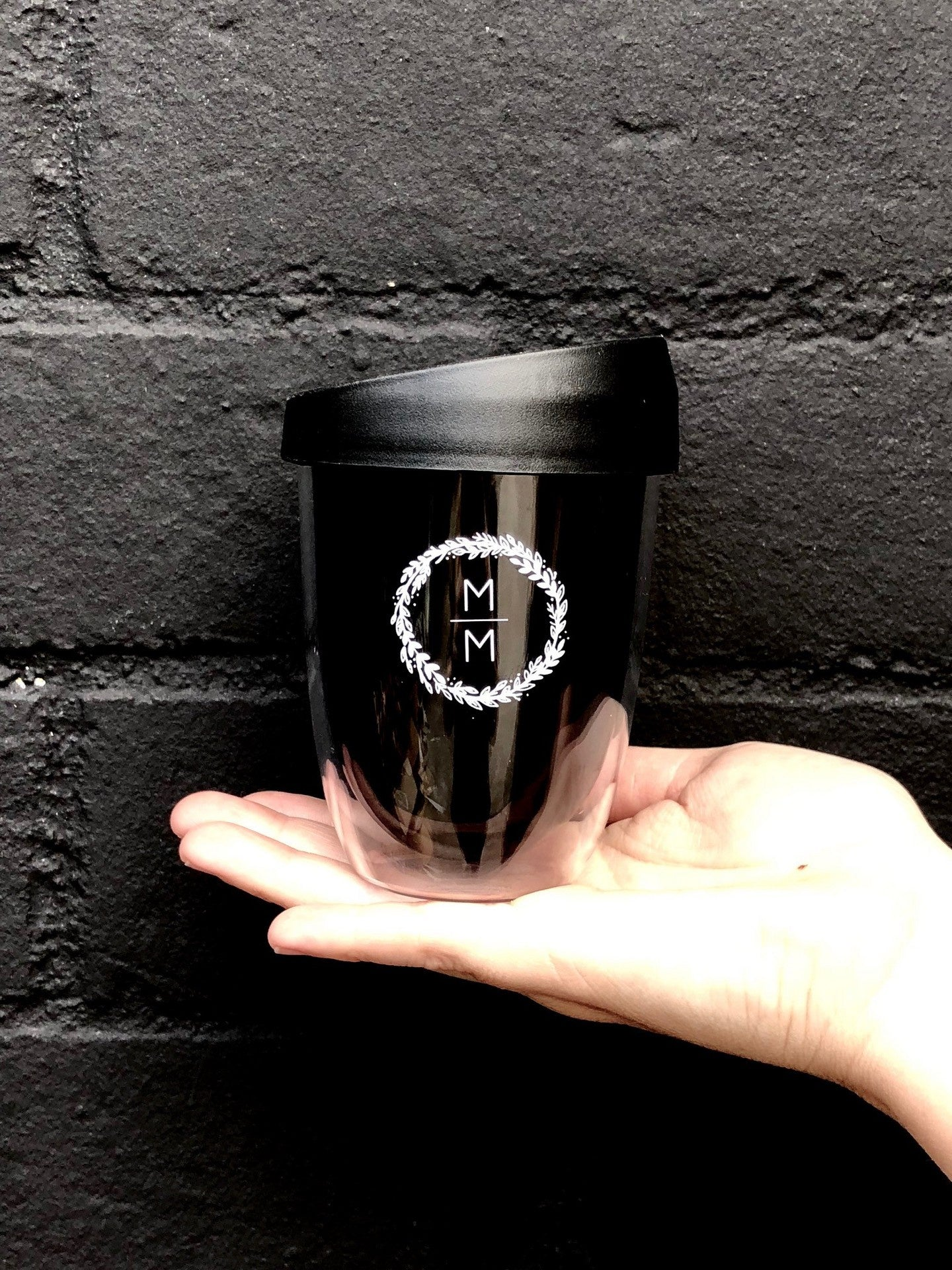 M/M 8oz Branded Cup