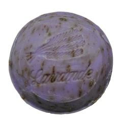 Lavender Round Soap 150g
