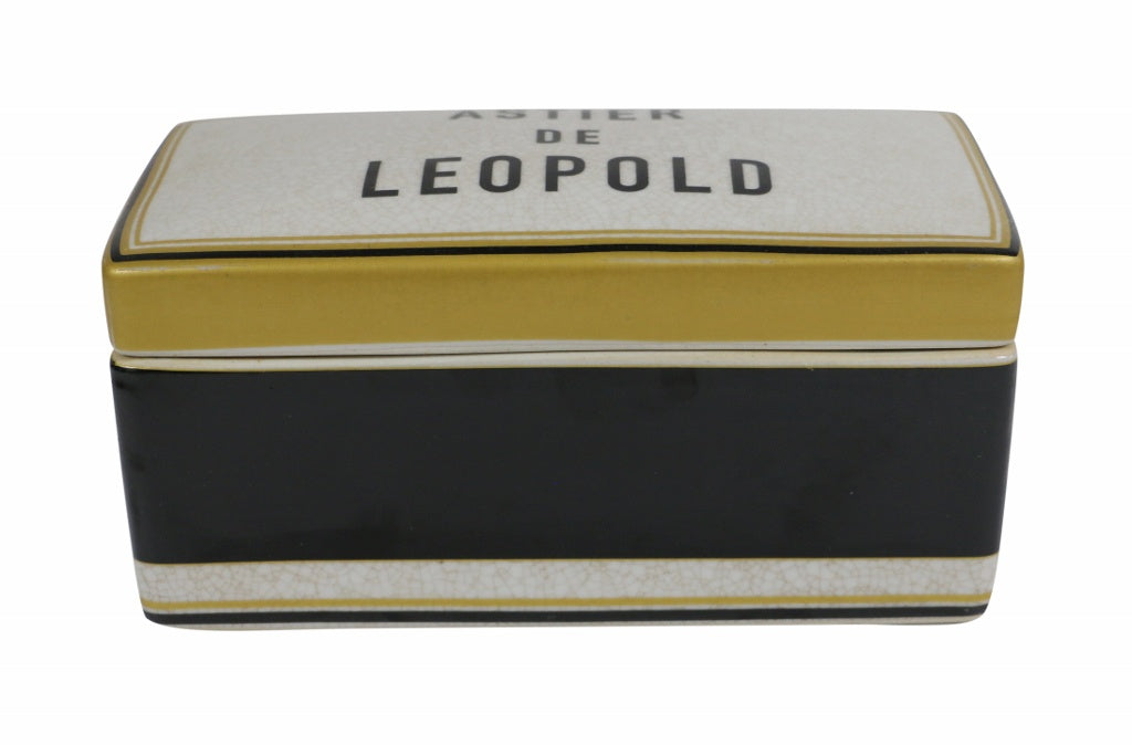 Astier De Leopold Large Box - Mind over Manor