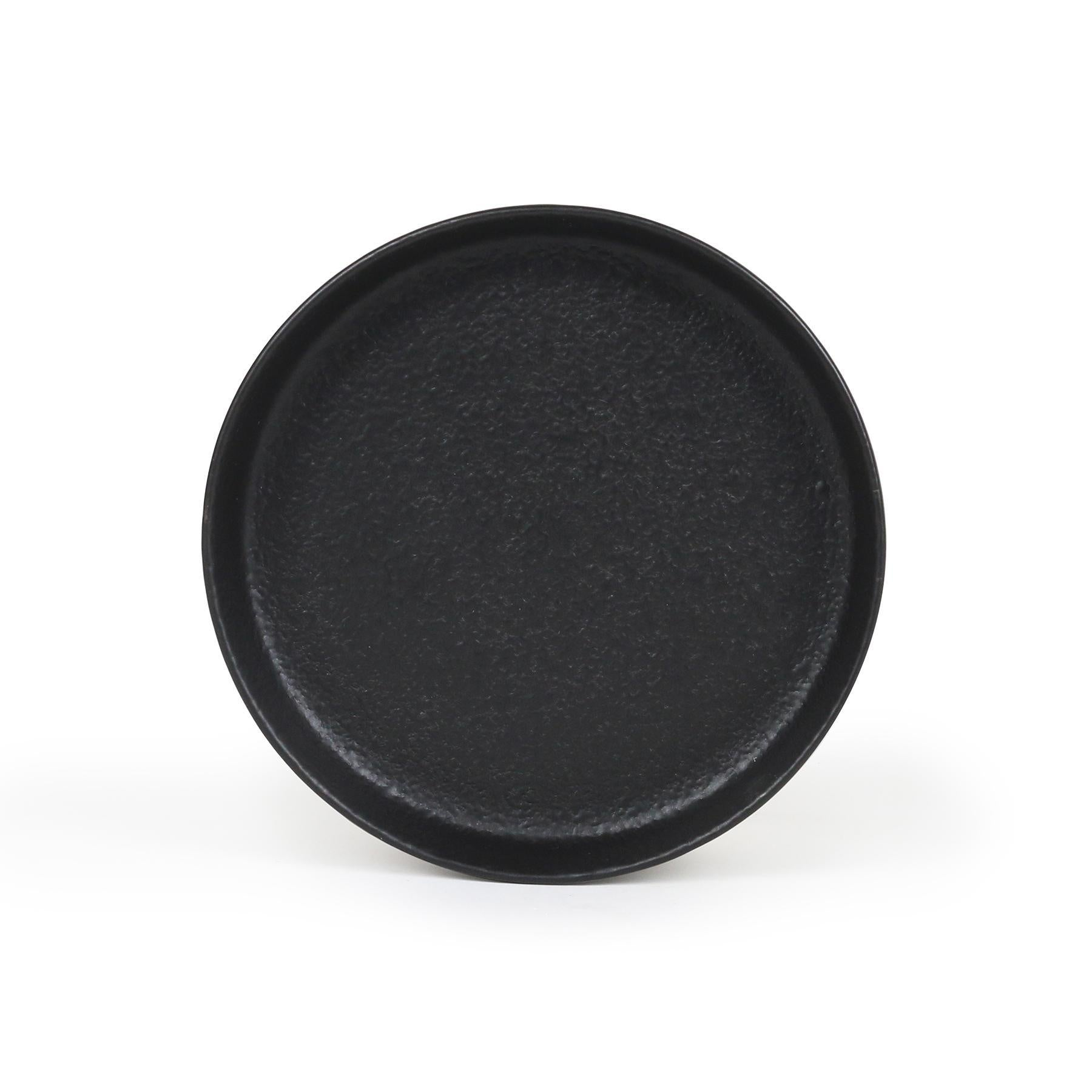 Industry Side Plate - Matte Black - Mind over Manor