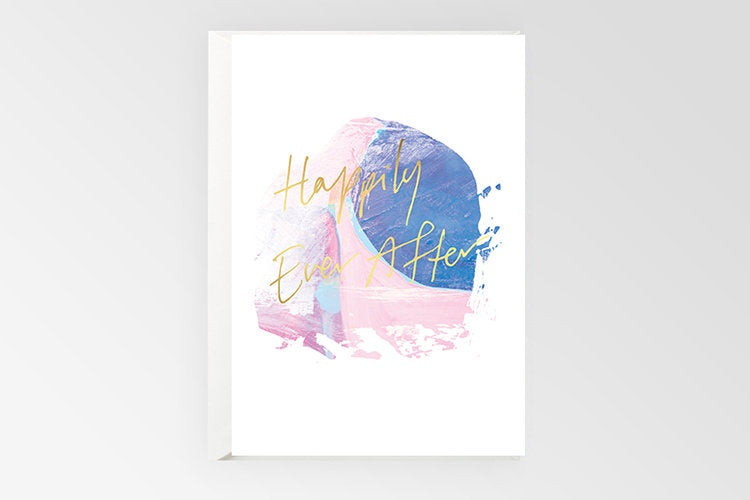 Happily Ever After Watercolour - Mind over Manor
