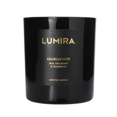 Lumira Arabian Oud Candle 300g