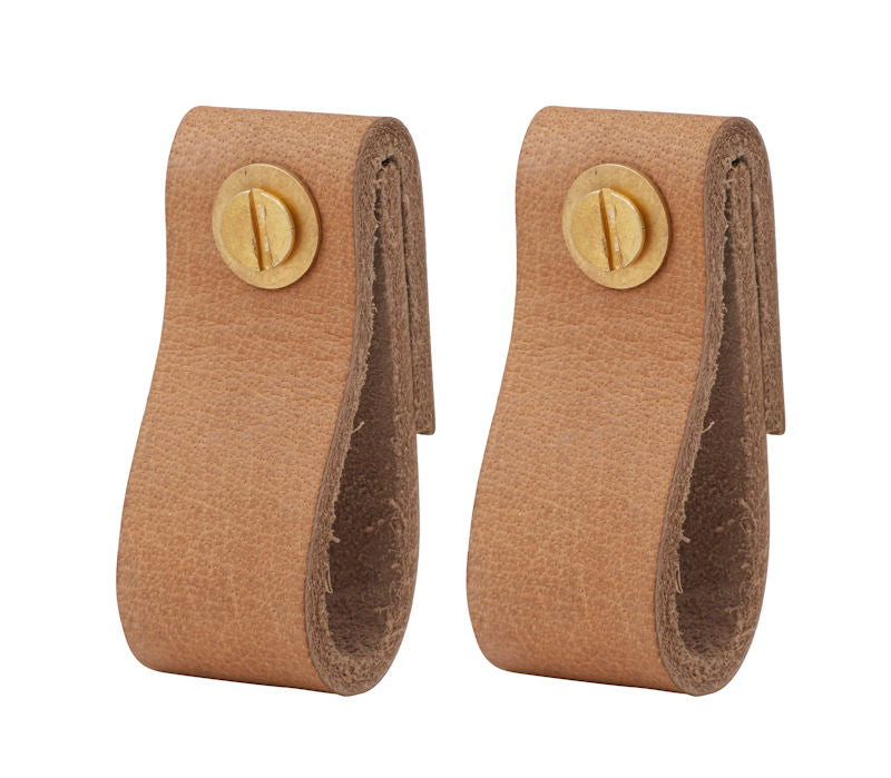 Miller Leather Pull - Set of 2