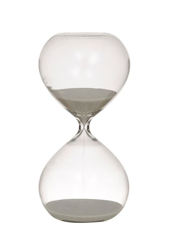 As Time Hour Glass 30 Min - Mind over Manor