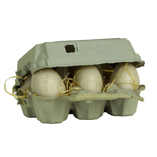 Duck Egg Half Dozen Ivory - Mind over Manor