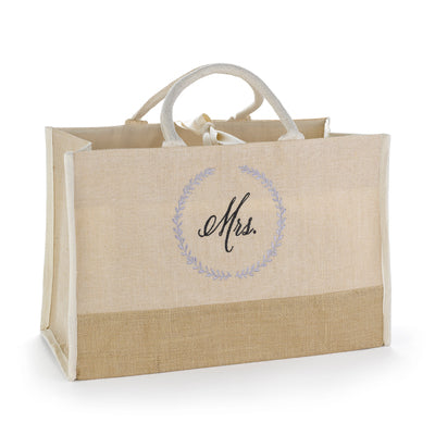 Mrs.Tote with large broach