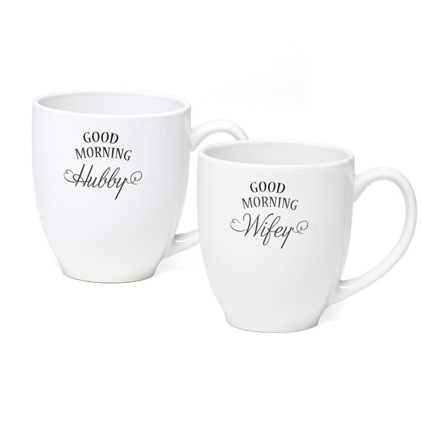 Good Morning Mug  Set