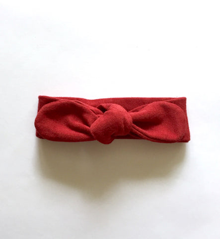 Harvard Bamboo Headband
