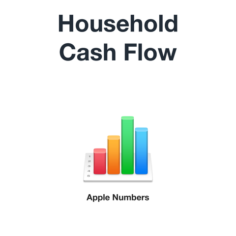 Household Cash Flow (Apple Numbers format)