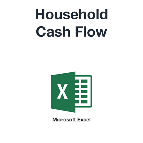 Household Cash Flow (Microsof Excel format)