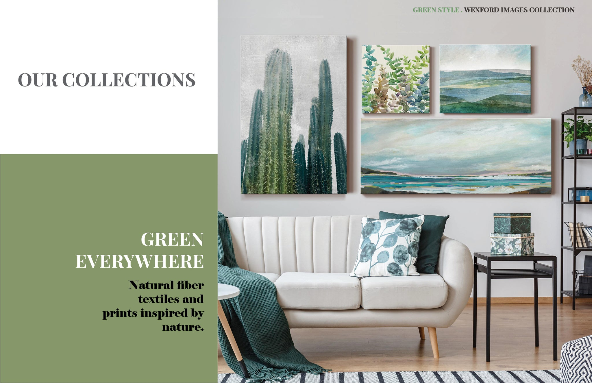 Collections Green 1
