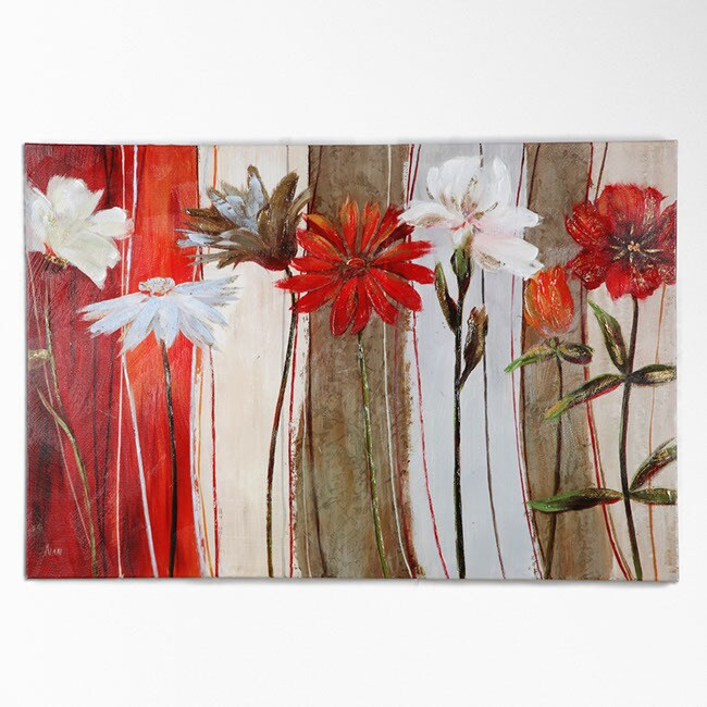 NA Canvas Nan F's 'Spring Debut' Canvas Art