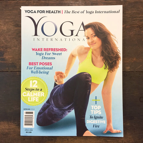 Best of YI Magazine: Yoga for Health (Fall 2016)