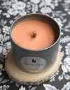 Leather -20 oz Candle - Dakota Light