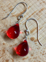 Load image into Gallery viewer, Drop dangle earrings
