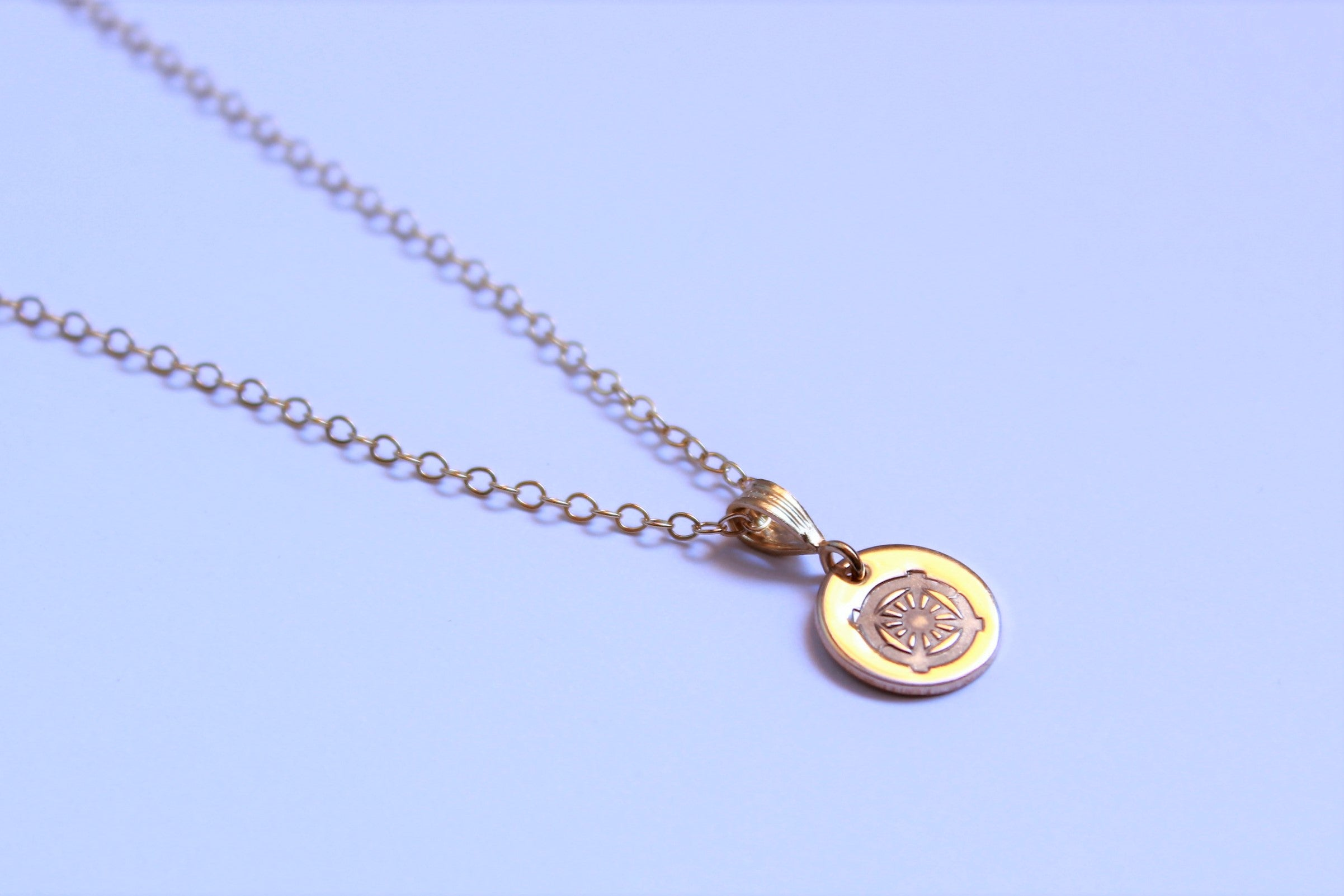 Unification Church Symbol Necklace