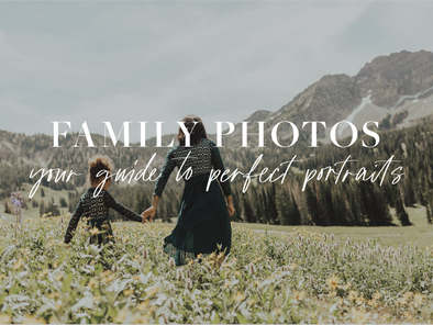 Your Guide to Family Pictures