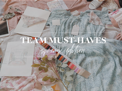 Team Must-haves: Spring Edition