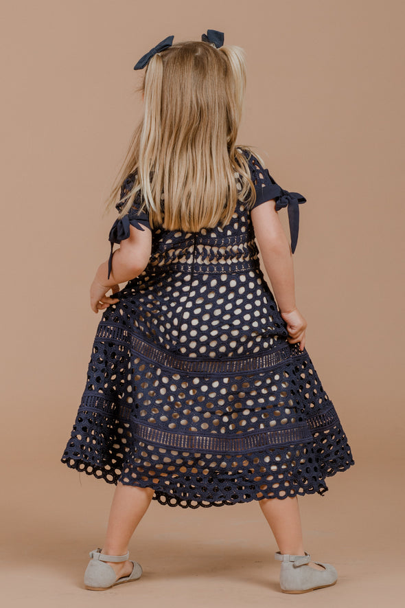 MINI Vera Dress in Navy