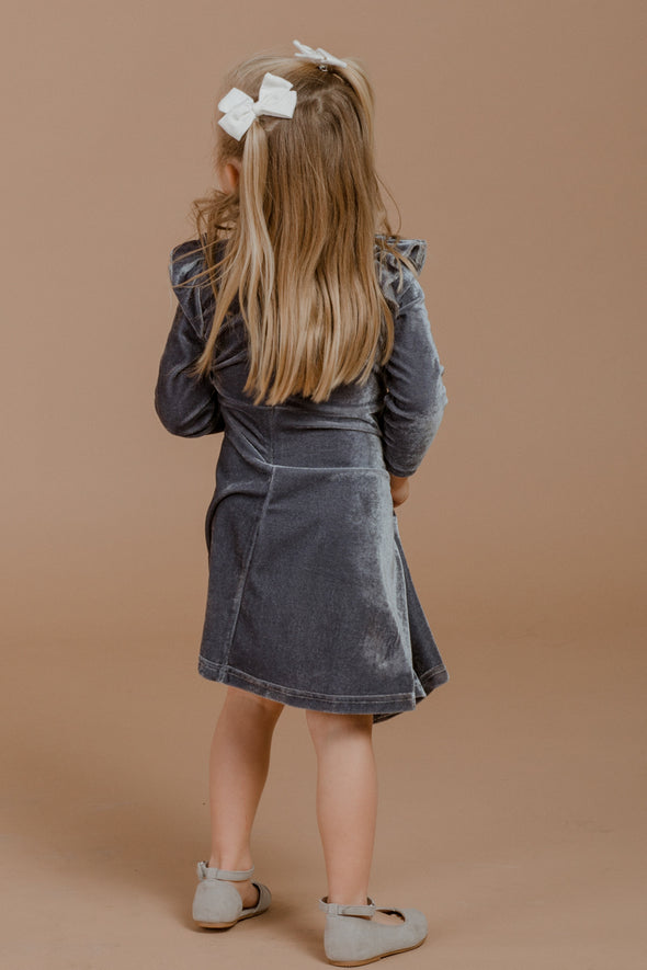 MINI La La Lady Dress in Steel