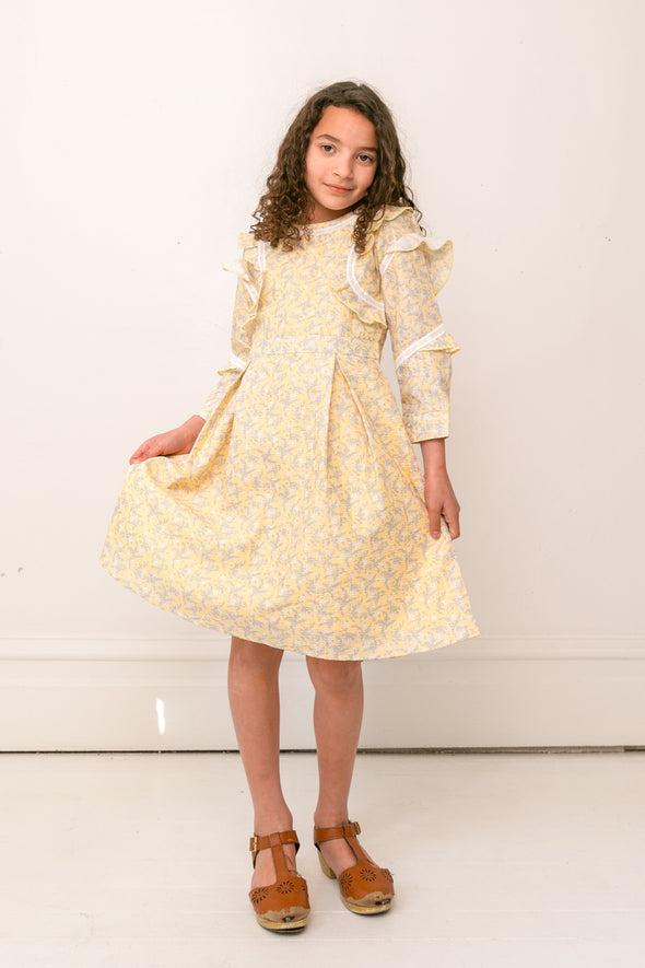 MINI LEIGHTON DRESS