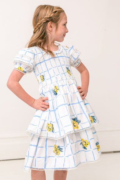 MINI HARLOW DRESS