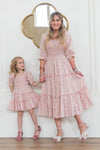MADELINE DRESS IN PINK