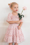 MINI MADELINE DRESS IN PINK
