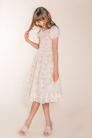 MINI TEA PARTY DRESS