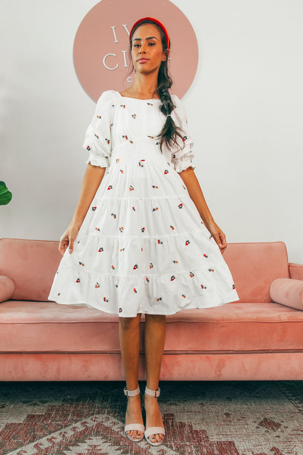 Chloe Bloom Dress