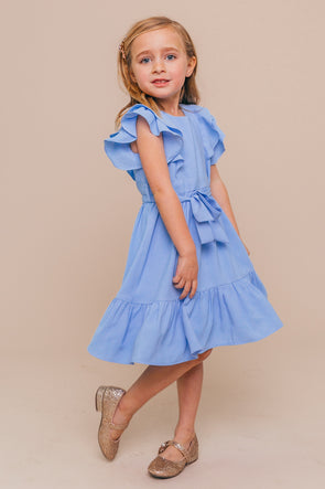 Mini Bluebell Dress