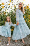 MINI FORGET ME NOT DRESS - SLIGHTLY IMPERFECT