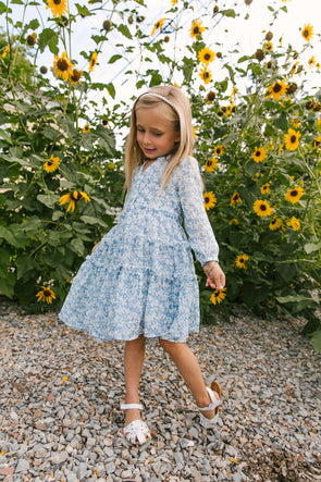 MINI FORGET ME NOT DRESS