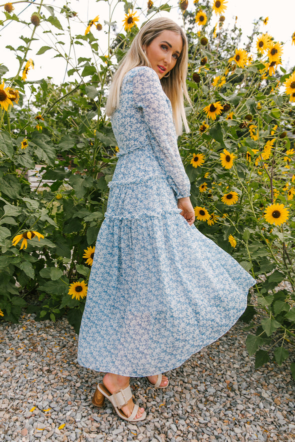 FORGET ME NOT DRESS
