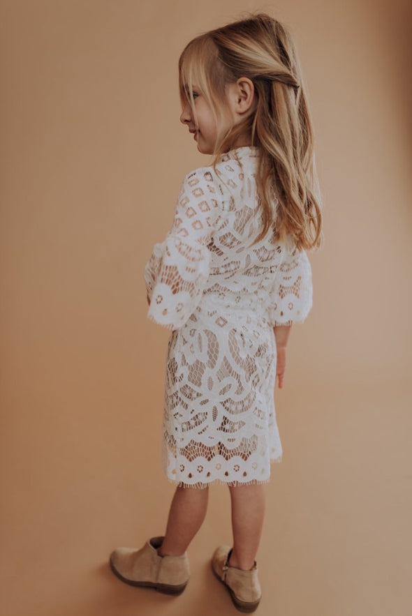 Mini Lacey Dress