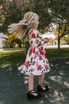 MINI ROSEMARY DRESS