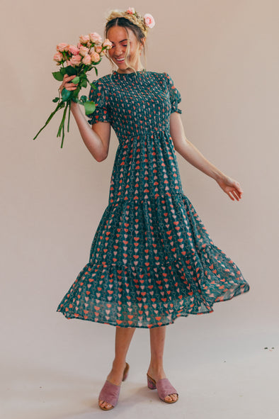 Ellie Heart Dress