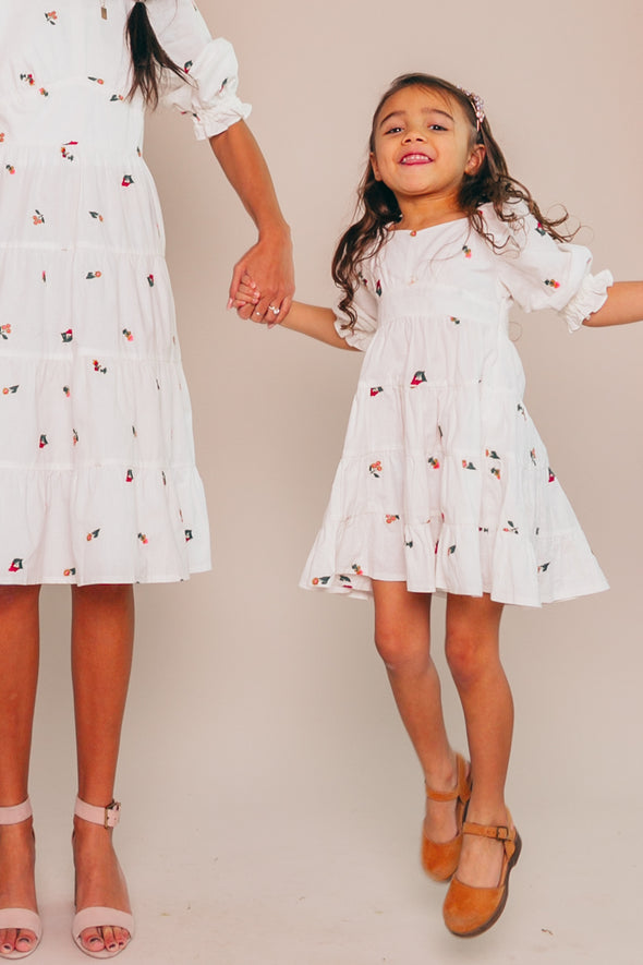 Mini Chloe Bloom Dress