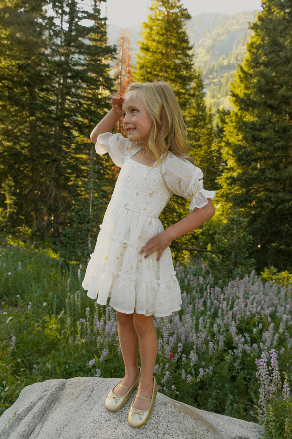 Mini Midsummer Nights Dress
