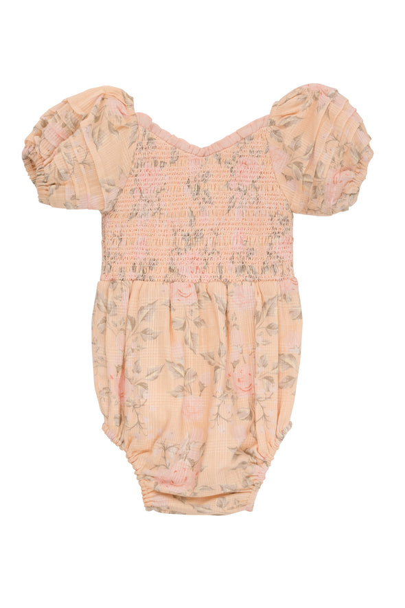 BABY TEA PARTY ONESIE