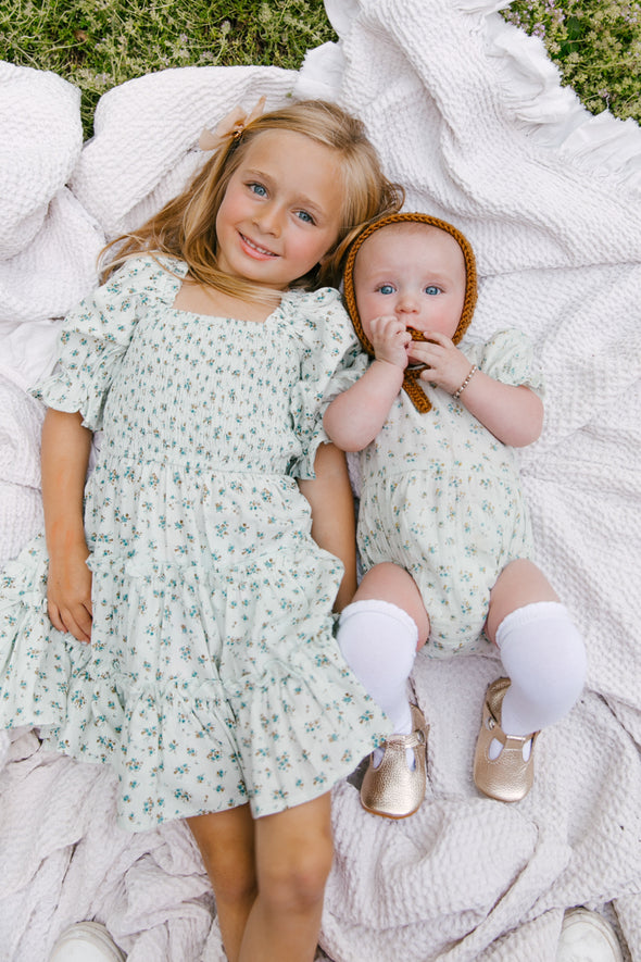 BABY MADELINE DRESS