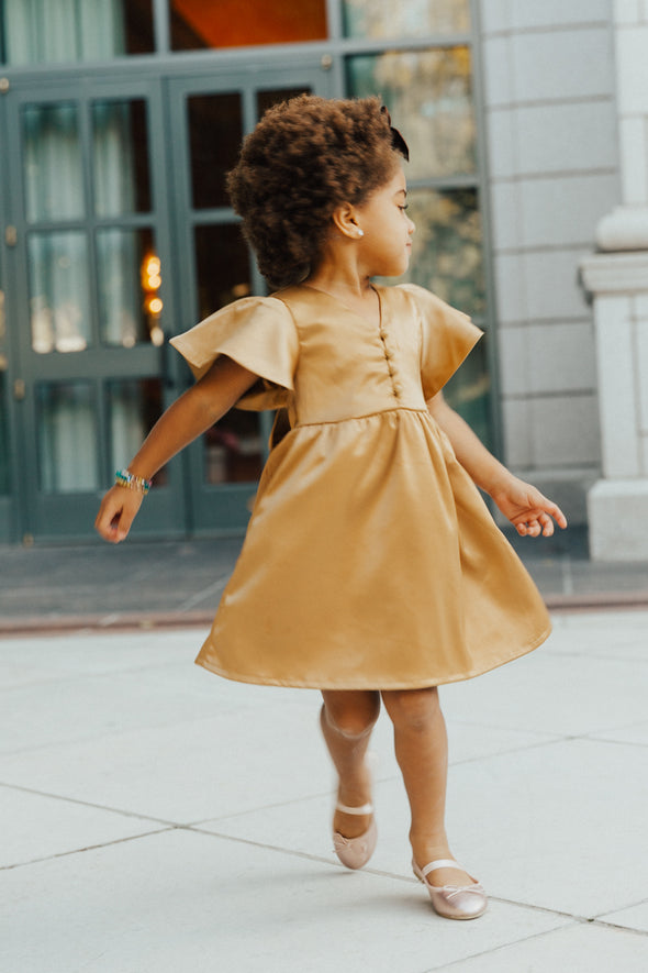 Mini Vienna Dress