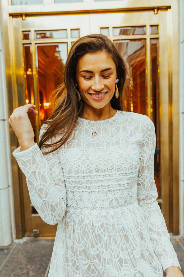 Giovanna Lace Dress