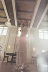 Giselle Gown with Champagne Lining