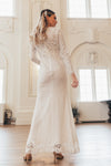 Giselle Gown in White