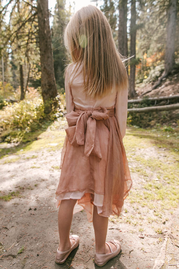 MINI WANDERLUST DRESS